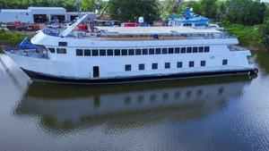 Used Duckworth Passenger Vessel Commercial Boat For Sale