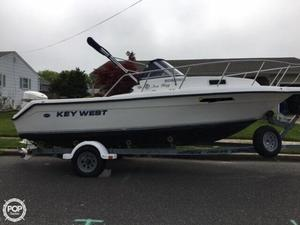 Used Key West 2020 WA Walkaround Fishing Boat For Sale