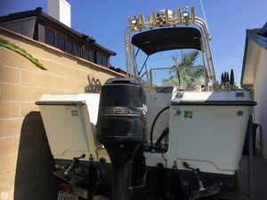Used Robalo 2140 Walk Around Walkaround Fishing Boat For Sale