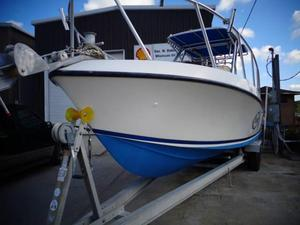 Used Intrepid 26 Cuddy Cabin Center Console Fishing Boat For Sale