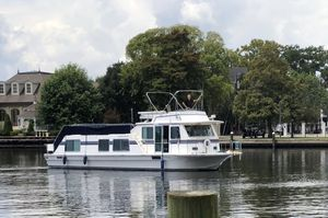 Used Harbor Master 52 Wide Body House Boat For Sale