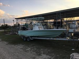 Used Sea Fox 220 Viper Saltwater Fishing Boat For Sale