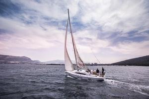Used Salona S380 Racer and Cruiser Sailboat For Sale