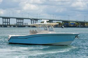 Used Grady-White Canyon 336 Triple Yams Center Console Fishing Boat For Sale