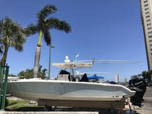 Used Jefferson Marlago 35FS Center Console Fishing Boat For Sale