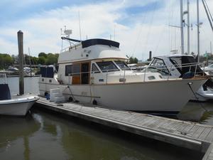 Used Albin 37 Sundeck Trawler Motor Yacht For Sale