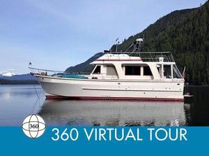 Used Chb 42 Europa Sedan Trawler Boat For Sale
