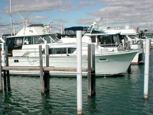 Used Chris-Craft Commander DC MY Motor Yacht For Sale