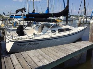 Used Precision Racer and Cruiser Sailboat For Sale