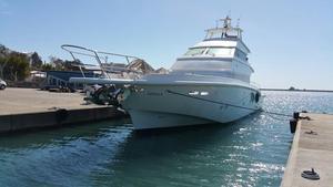 Used Custom AICO S100 Motor Yacht For Sale