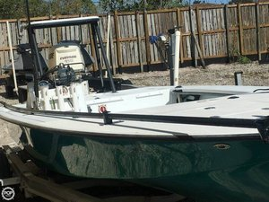 Used Silver King Signature 16/LT Flats Fishing Boat For Sale