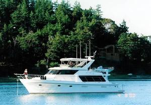 Used Symbol Pilothouse - 50 Pilothouse Boat For Sale