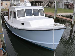 Used Bhm 25KT Boat-totally Rebuilt-cummins 430hp 2011 Downeast Fishing Boat For Sale