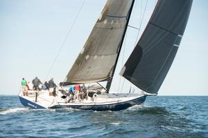 Used Custom King Composites R/P 66 Racer and Cruiser Sailboat For Sale