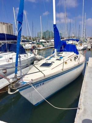 Used Hunter 34 Sloop Sailboat For Sale