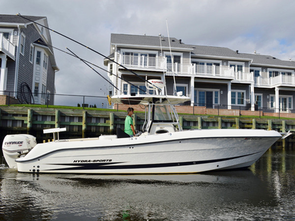 Used Hydra Sports 2900 CC Vector Center Console Fishing Boat For Sale