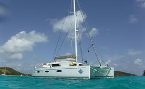 Used Fountaine Pajot Sanya 57 Maestro Catamaran Sailboat For Sale
