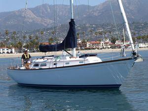 Used Hinckley 38 Sloop Sailboat For Sale