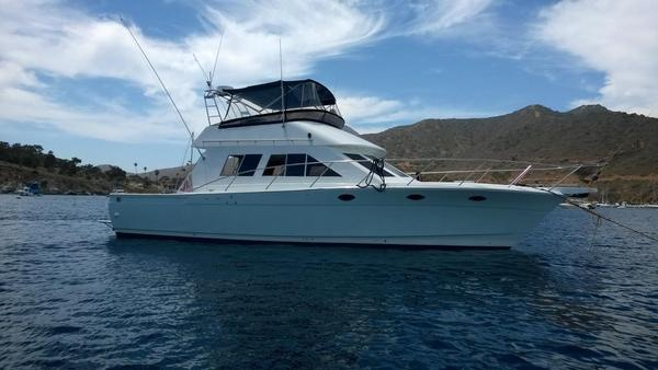 Used Bluewater Yachts Sportfisher Sports Fishing Boat For Sale