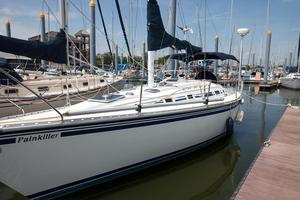 Used Hunter 34 Daysailer Sailboat For Sale