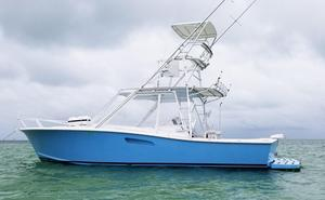 Used Lazzara Aura 28 Tournament Sports Fishing Boat For Sale
