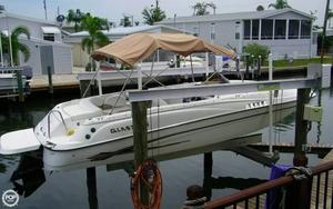 Used Glastron 215 DX Deck Boat For Sale