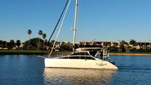 Used Lightwave 38 Catamaran Sailboat For Sale