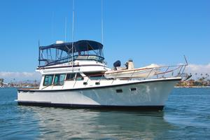 Used Mikelson 42 Sports Fishing Boat For Sale