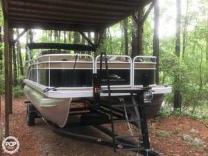 Used Bennington 20S Cruise Pontoon Boat For Sale