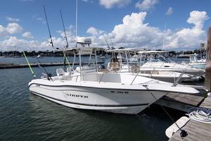 Used Seaswirl Striper Center Console Fishing Boat For Sale