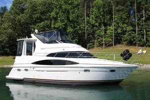 Used Carver 396 Aft Cabin Flybridge Boat For Sale