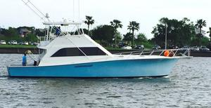 Used Ocean Yachts Super Sport Convertible Fishing Boat For Sale