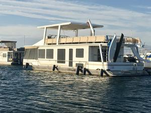 Used Stardust Cruisers 6016 Houseboat House Boat For Sale