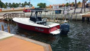 Used Aquasport 25 Center Console Fishing Boat For Sale