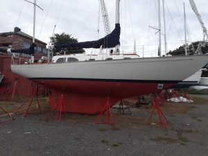 Used Lecomte Northeast 38 Yawl Sailboat For Sale