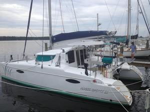 Used Fountaine Pajot MAHE Catamaran Sailboat For Sale