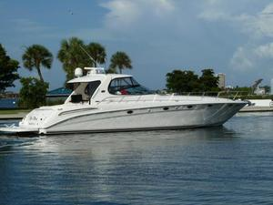 Used Sea Ray 550 Sundancer Motor Yacht For Sale