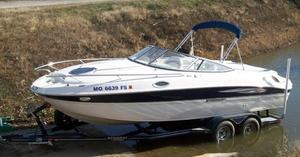 Used Stingray 235 CR Sportdeck Cuddy Cabin Boat For Sale