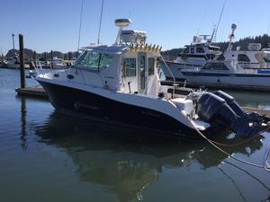 Used Seaswirl Striper 2901 Walkaround O/B Cruiser Boat For Sale
