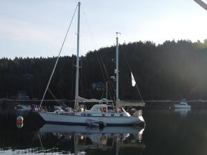 Used Gulfstar 50 Ketch Sailboat For Sale
