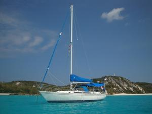 Used Gulfstar 45 Hirsch Sloop Sailboat For Sale
