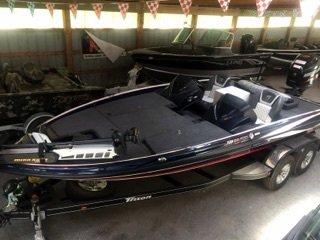 New Triton Boats 19 TrX Patriot Bass Boat For Sale