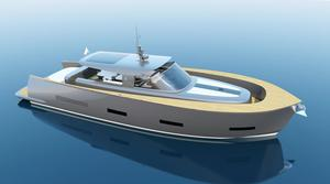 New Alen 70 Motor Yacht For Sale