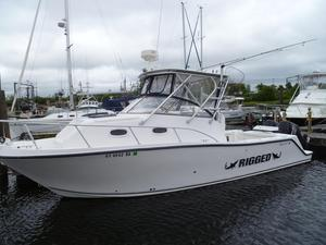 Used Mako 293 Walk Around Express Cruiser Boat For Sale