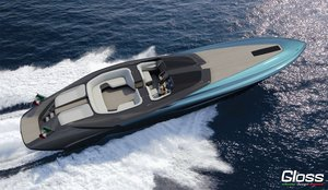 New Gloss Design 62 GT High Performance Boat For Sale