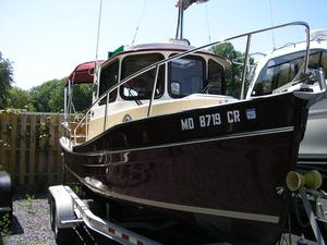 Used Ranger Tugs 21 EC Pilothouse Boat For Sale