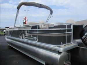 New Princecraft Sportfisher Lx-23-4s Pontoon Boat For Sale