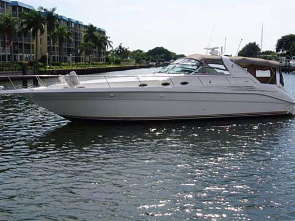 Used Sea Ray 45 Sundancer Cruiser Boat For Sale