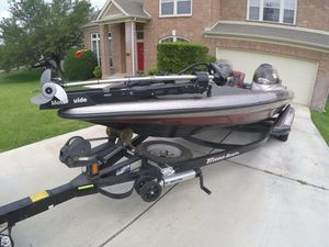 Used Triton TR22 Bass Boat For Sale