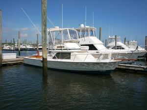 Used Blackfin 32 Flybridge Boat For Sale